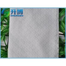 100 tissus non tissés en polyester [fabriqués en Chine]