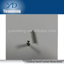 Miniature hole Stainless steel parts/Miniature inside hole parts/ CNC parts