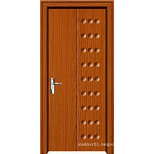 Wood door bedroom door new design wooden door for bedroom