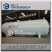 Venta caliente 50000L LPG Bullet tanque - Horizontal Propano tanque de almacenamiento