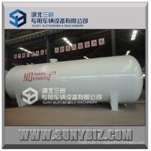 Hot Sale 50000L LPG Bullet Tank - Réservoir horizontal de stockage de propane