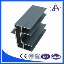 Brilliance construction powder coating aluminium profiles