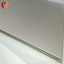 Placas de titanio Gr9 de calidad médica para uso quirúrgico a bajo precio