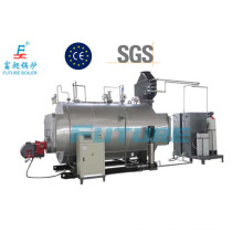 Fournisseur de chaudières industrielles chinoises