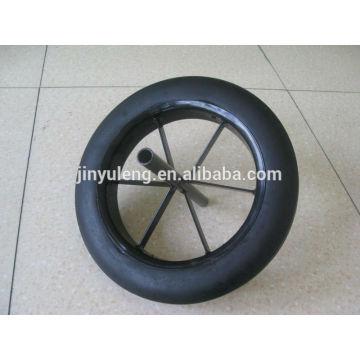 13 x 3 твердой резины колес для тачкой используйте