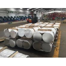 Barras redondas de aluminio estiradas en frío 6061 T6