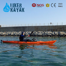 HDPE 1 Person Kayak & Fishing Kayak &LLDPE Fishing Boat
