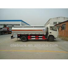 Dongfeng DLK 4x2 Fuel tanker truck, 6000 Liters camiões-cisterna de gasolina para venda