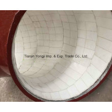 Ceramic Lined Steel Composite Pipe