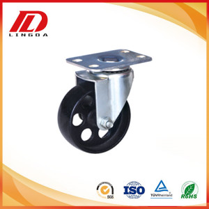 3 inch dolly caster iron wheel