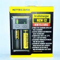 Authentic Nitecore New I2 18650 Battery Charger