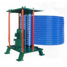 Автоматическая криволинейная машина вертикального типа
