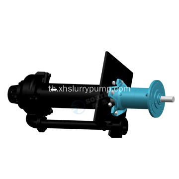 100RV-SPR Sump Slurry Rubber Pump