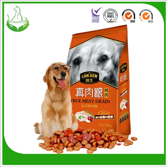 Lonsen Trure Meat Dog Food Duck Flavor 6