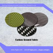 Tissu de fibre de carbone 3k