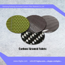 Pano de fibra de carbono 3k