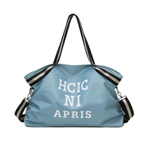 OEM Women Fashion Yoga Weekender Travel Bag Big Capacity Ladies Gym Bags With Custom Logo