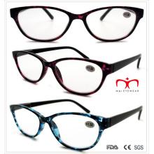 Дамы пластиковые красочные Деми очки для чтения (WRP508333)