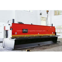 Máquina de dobra e cisalhamento CNC 10 * 6000