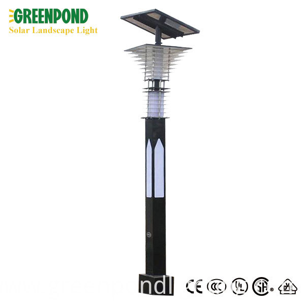 High Efficient Solar Landscape Lighting