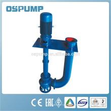 Pompe chimique en plastique submersible professionnelle