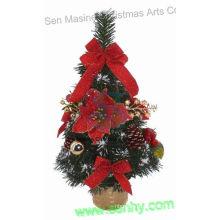 2016 декоративные настольные елки