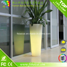 LED Pflanzer / Gartenmöbel / LED Blumentopf Licht