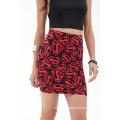Custom Office Formal Skirt Style Smart Printed Adult Women Pencil Skirt