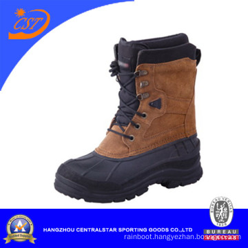 Wholesaler High Style Snow Boots (XD-128)