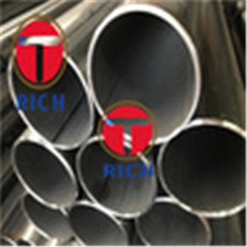 GB / T 12771 Pengiriman Cairan Welded Stainless Steel Pipes