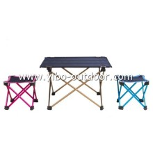 hot sale camping folding table and chair sets