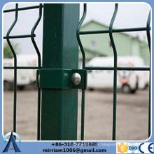 Großer Rabatt!! Best Price Pvc beschichtetes Rechteckloch Wire Mesh