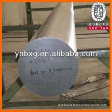 Acier inoxydable qualité 316L barre tige ronde