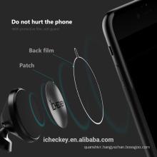 High Quality Aluminum Magnetic Car Phone Holder, Tablet Car Holder