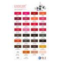 Goochie Derma Test Aapproval Pure Plant Eyebrow Lipst Maekup Pigment Tattoo Ink