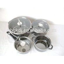 morror face produits uniques à vendre émail pot de pot / pot de lait