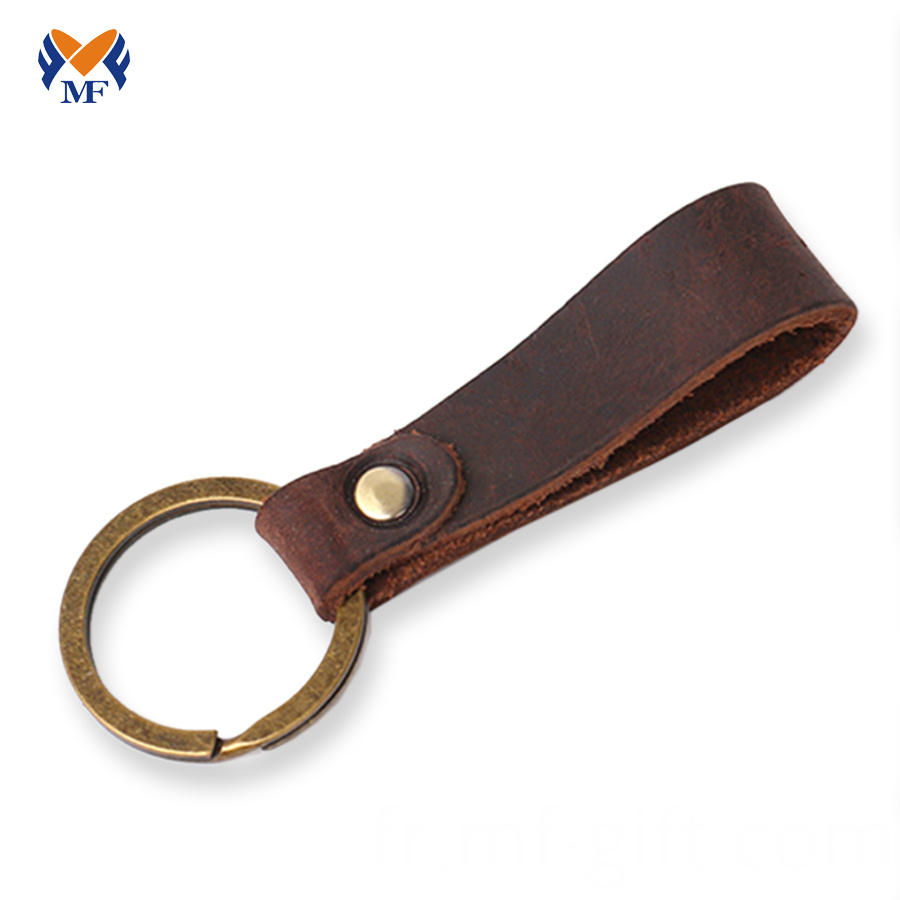 Leather Keychain Blanks