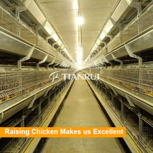 Quality control automatic galvanized battery cage for chick