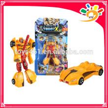 Beste pädagogische Spielzeug sterbende Auto Spielzeug Roboter Transformator zum Verkauf
