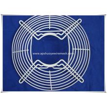 Edelstahl / PVC-beschichtete Metalldraht-Fanschutz