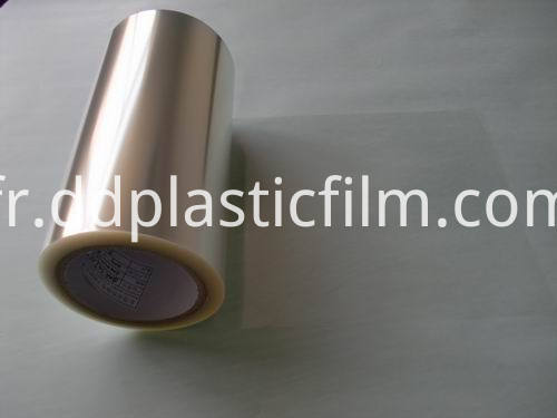 Silicon Pet Film