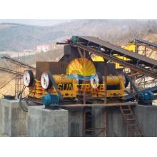 Steinbruch-Zerkleinerungsmaschine, Zerkleinerungsmaschine, Steinzerkleinerungsmaschine, Granit-Kiefer-Zerquetschen-Maschine