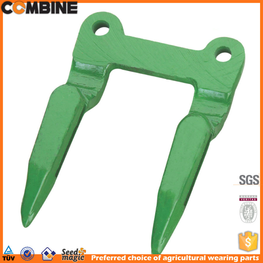 Steel knife guard 4B4019 for combine harvester