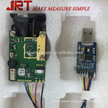150M Color Class 2 Laser Equipment Distance Meter Module With USB