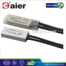 Thermostat bimétallique de la température KSD9700, protecteur thermique