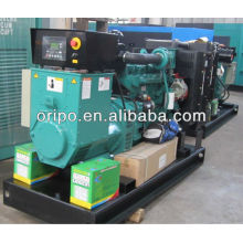battery powered emergency diesel generator 150kva/120kw for factory and home use
