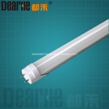 LED 0.6m 9w T8 tube light 2700-6500k integration design Ra80 100lm/w 2835 SMD with 91 pcs AC100-265V