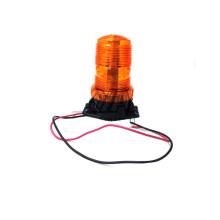 LED Forklift Mine Emergency Warning Signal Amber Strobe Flashing 12V - 110V Waterproof Beacon Light