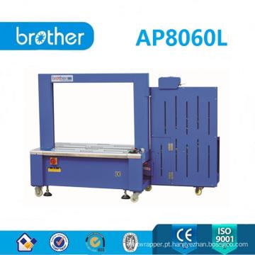 Máquina automática de cintar com baixa mesa