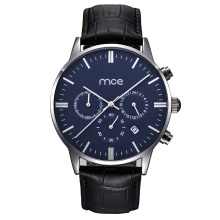 Wholsale Business Classic Chronograph Man Relojes de cuarzo
